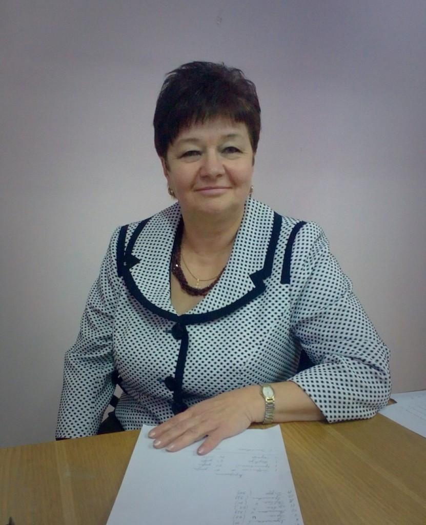 Svitlana Monastyrska