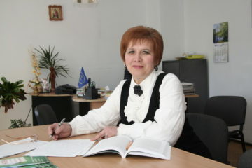 Світлана Ярославівна Волошанська