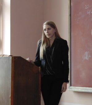 Leading Specialist Katarzyna Beres