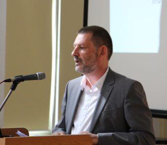 Director of Zevenbergen rehabilitation center Marc Pattin