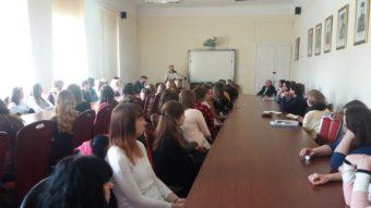 Speech by Prof. Myroslav Savchyn