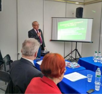 Yuri Ostroverkha, chief doctor of Lviv RHC