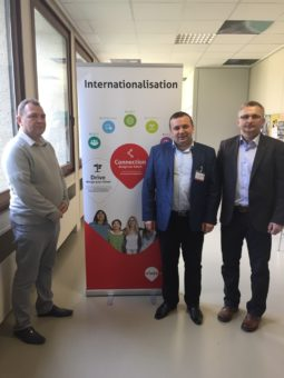 Intercultural week at the faculty of applied social sciences