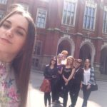 In front of the Jagiellonian University