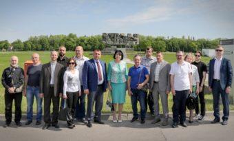 The Majdanek concentration camp museum