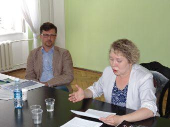 Report by Associate Professor Vera Menok