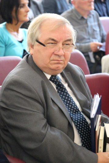 Conference attendant Dr. Stanislaw Dziedzic (Jagiellonian University)