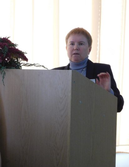 Associate Professor of the Department of Elementary Education, Borys Grinchenko University in Kyiv Olena Vaschenko
