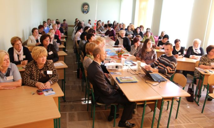 Conference participants and attendants