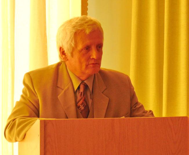 Report by Professor Petro Bilousenko