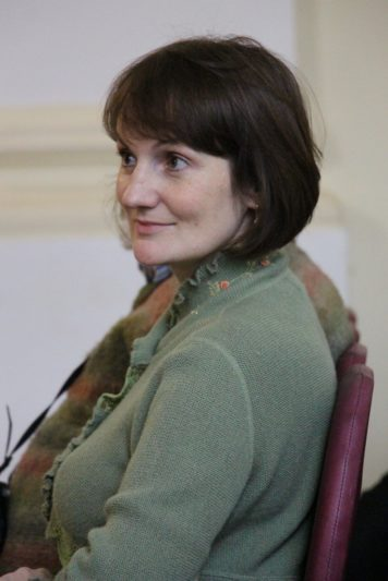 Professor Moser's wife Maja Kliszczewska