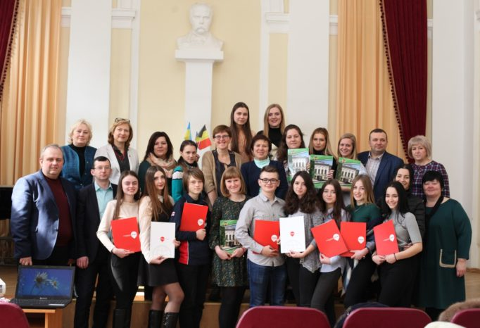 Leaders, participants and guests of the project