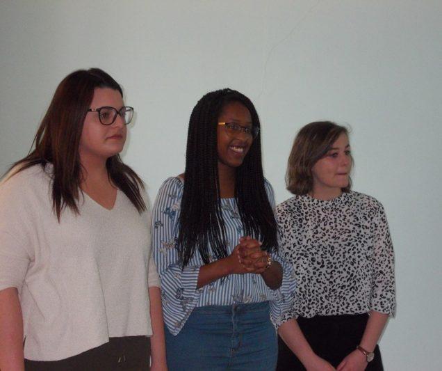 Students of the VIVES University College (Belgium)