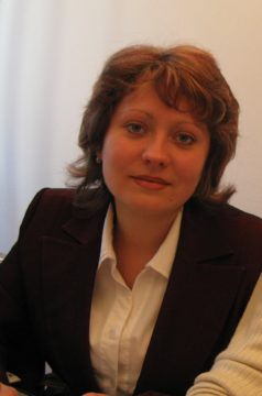 Олексин Наталія Миколаївна
