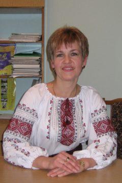 Сабат Галина Петрівна
