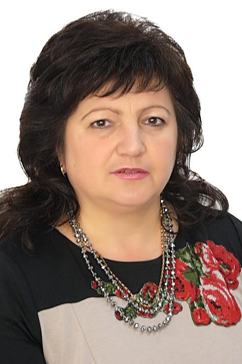 Mariya Stechyk