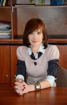 Вовк Олена Василівна