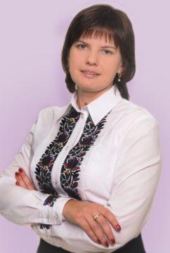 Дмитрів Ірина Іванівна