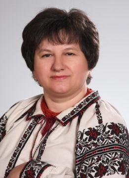 Кузан Надія Іванівна