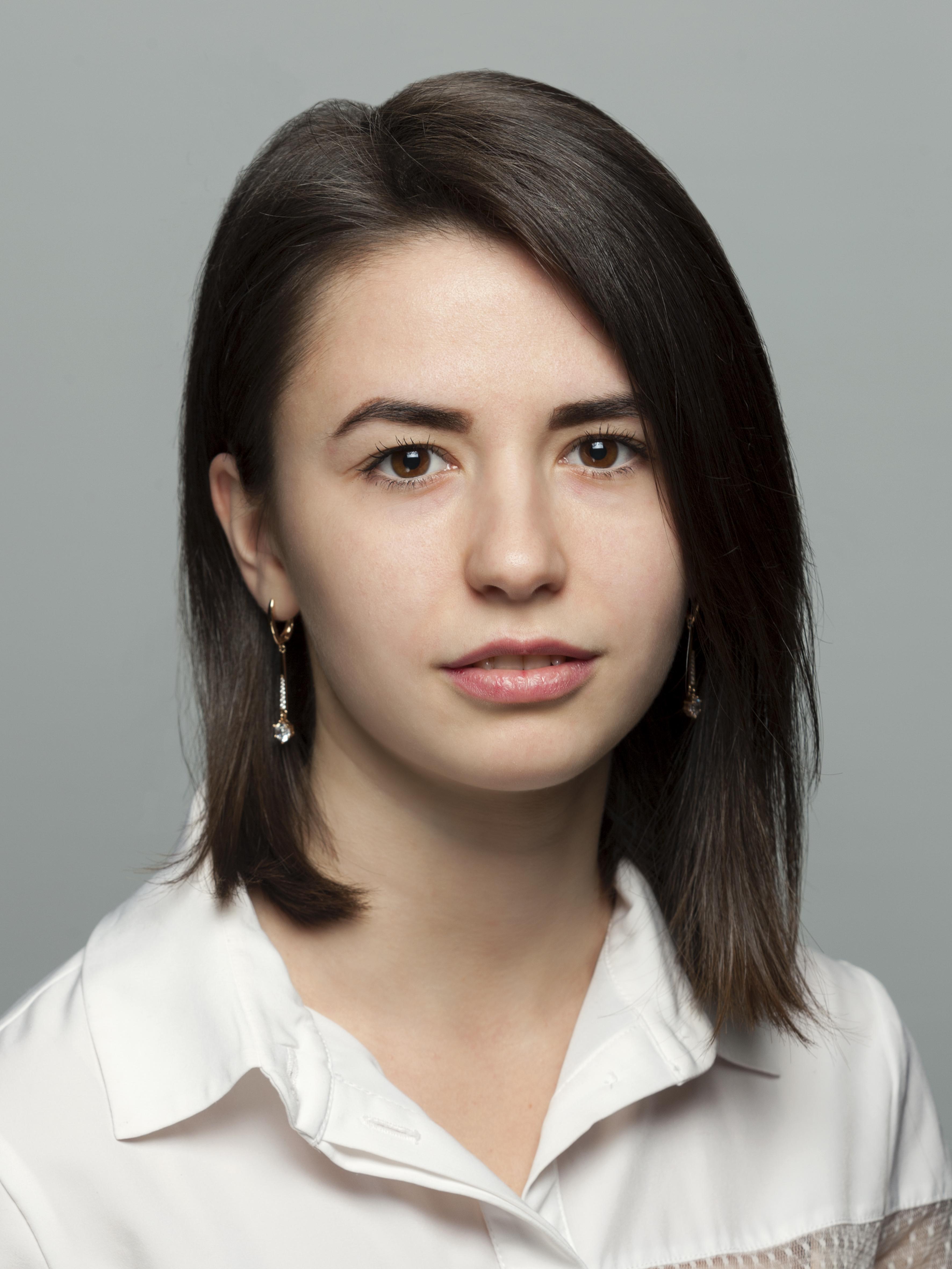 Мецан Христина Орестівна