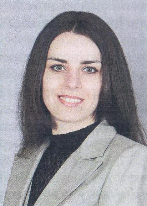 Терлецька Леся Петрівна