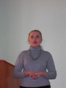 Галина Волощук