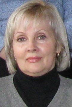 Бубнова Ольга Василівна