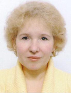 Матійчин Ірина Мстиславівна