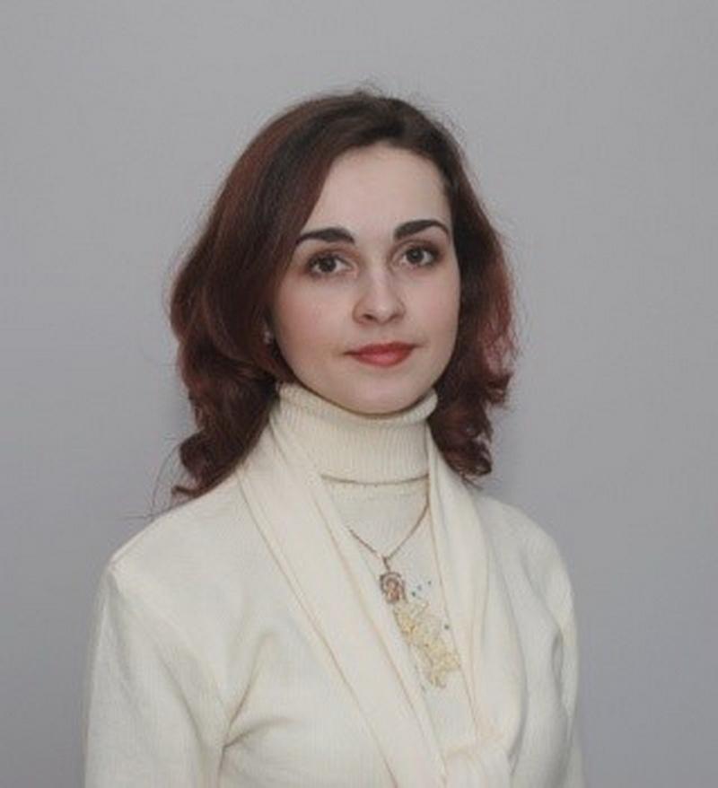 Стець Галина Володимирівна