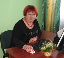 Галина Олександрівна Філь
