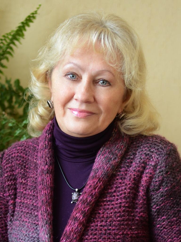 Tetiana Logvynenko