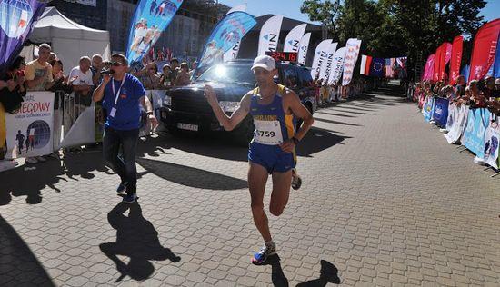 Тарас Сало – срібний призер міжнародного марафону