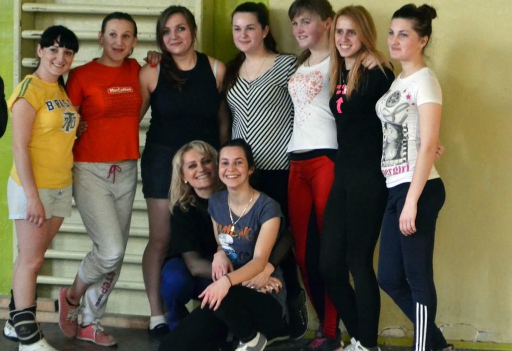 переможці спартакіади команда Інституту іноземних мов
