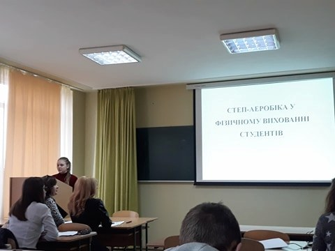 доповідає ст. гр. ЗЛ-33 В. Токмакова