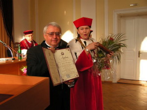 Андрущенко В.П.  почесний доктор