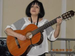 Благочинний концерт Лілії Кобільник