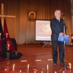 Виступив проректор з науково-педагогічної роботи проф. Юрій Кишакевич