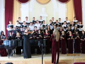 Академічнинй концерт-екзамен
