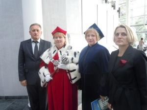 Інавгурація в м. Седльце (Польща)