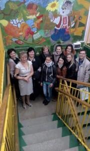 Зустріч студентів з психологами