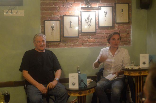 Зліва направо: Богдан Задура, Андрій Любка