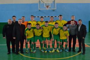 Чемпіонат України серед ВНЗ з футзалу