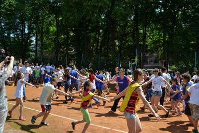 Фестиваль спорту і мистецтва