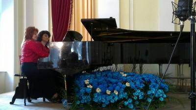 25-річний ювілей фортепіанного  дуету