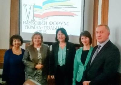 VI Українсько-Польський науковий форум