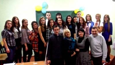 Учасники КВК та члени журі