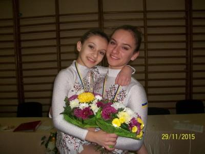 Срібні призери
