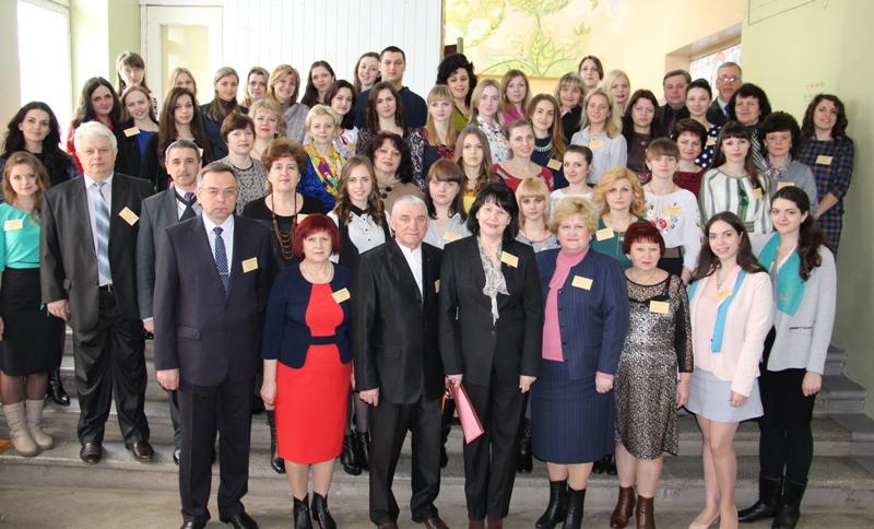 Учасники ІІ етапу Всеукраїнського конкурсу студентських наукових робіт із галузі наук «Початкова освіта»