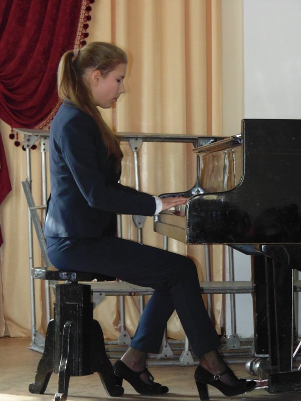 Богдана Савуляк - студентка групи МЗХ -12 Б