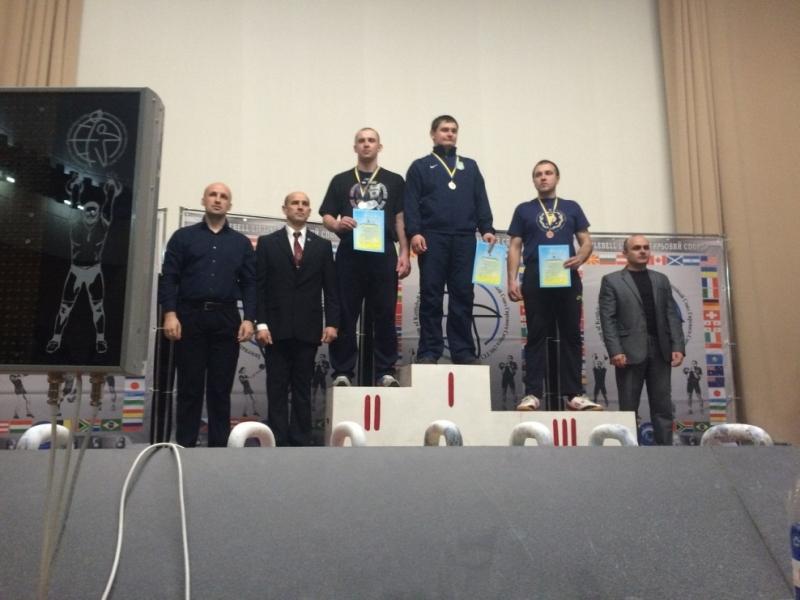 На фото: третій зліва А. Лагуш